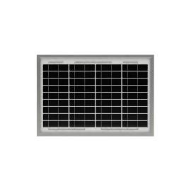 12 Watt Monokristal Güneş Paneli Tommatech