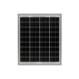 25 Watt Monokristal Güneş Paneli Tommatech