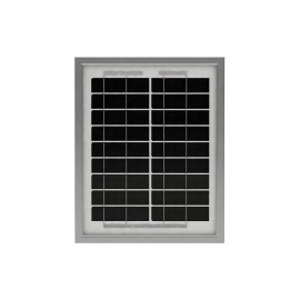 6 Watt Monokristal Güneş Paneli Tommatech